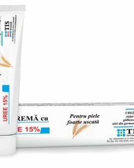 Crema Cu Uree 15% 50ml TIS FARMACEUTIC 13