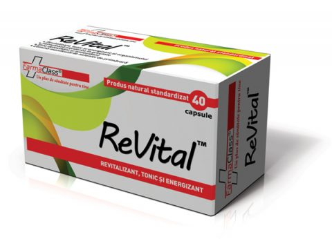Revital 40cps FARMACLASS 1