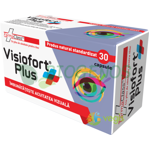 Visiofort Plus 30Cps FARMACLASS 1