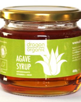 Sirop de agave eco 400g DS 36