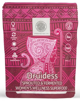 DRUIDESS Women`s Wellness Superfood mix bio 200g 19