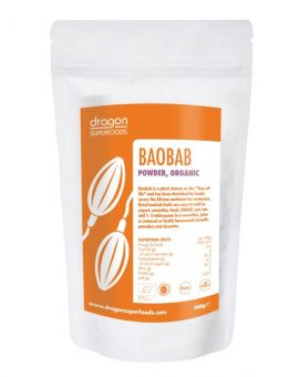 Baobab pulbere eco 100g 22