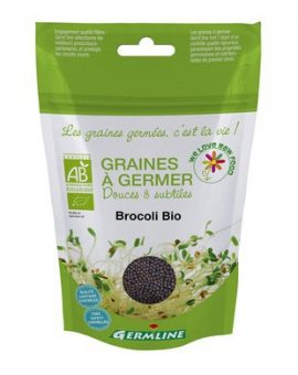 Seminte de broccoli pt. germinat eco 150g 72