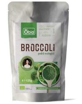 Broccoli pudra eco 125g OBIO 35