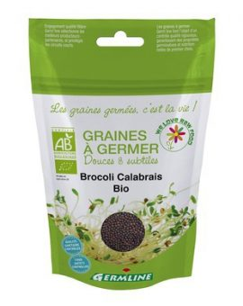 Broccoli calabresse pt. germinat eco 100g 34