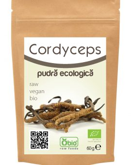 Cordyceps pulbere eco 60g 66