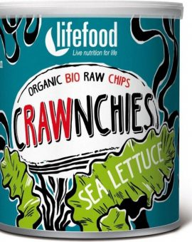 Chips Crawnchies cu sea lettuce eco 30g 22