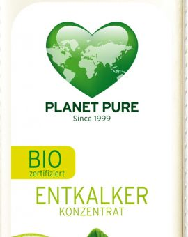 Detartrant bio - lime si menta - 510ml Planet Pure 68