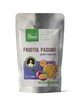 Fructul pasiunii pulbere 125g 76