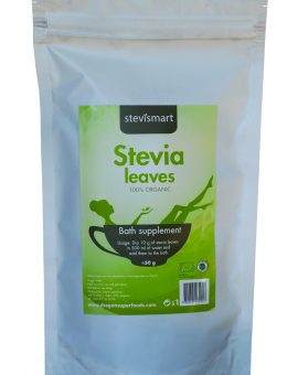 Stevia frunze intregi eco 50g 56