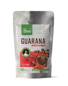 Guarana pulbere eco 125g 30
