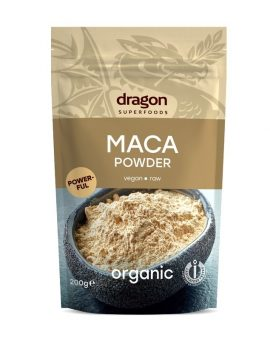 Maca pulbere raw eco 200g 70