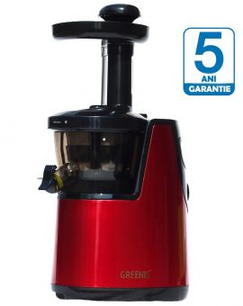 Storcator Greenis Slow Juicer Rosu 62