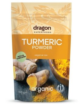 Turmeric pulbere eco 150g DS 74