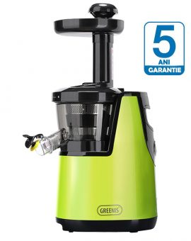 Storcator Greenis Slow Juicer Verde 64