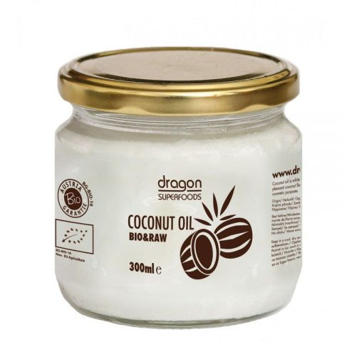 Ulei de cocos extravirgin raw eco 300ml DS 17