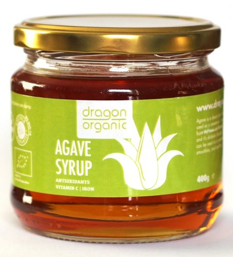 Sirop de agave eco 400g DS 17