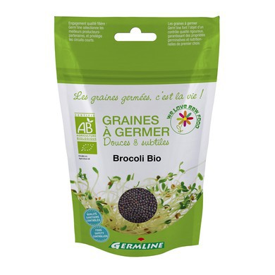 Seminte de broccoli pt. germinat eco 150g 17
