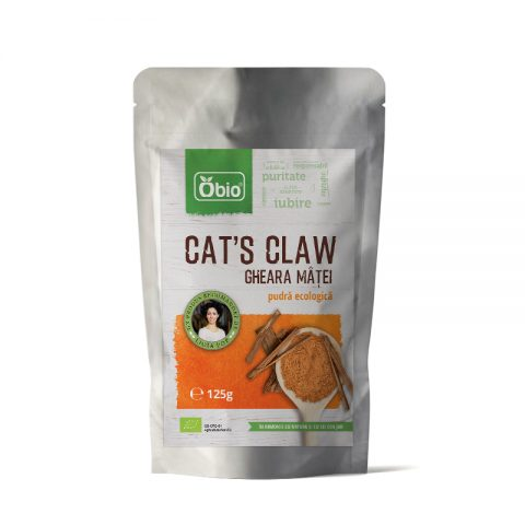 Cat s claw pulbere raw eco 125g 17