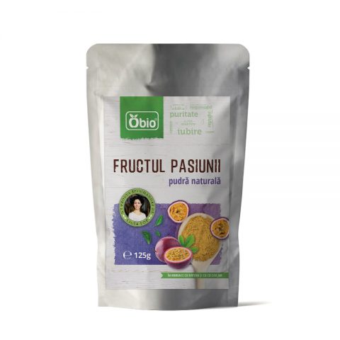 Fructul pasiunii pulbere 125g 17
