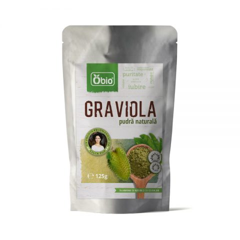 Graviola pulbere raw 125g 17