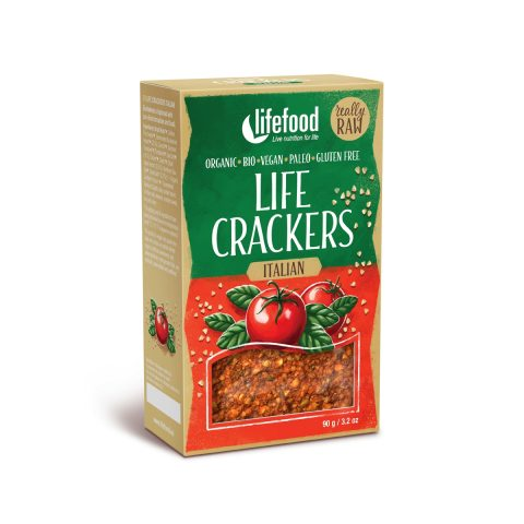LIFECRACKERS italian raw eco 90g 17