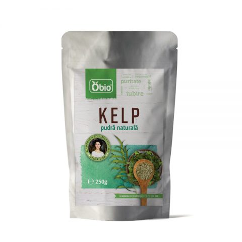 Kelp pulbere raw 250g 17