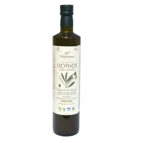 Ulei de masline extravirgin Liophos Early Harvest bio 750ml 17