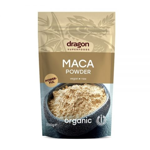Maca pulbere raw eco 200g 17