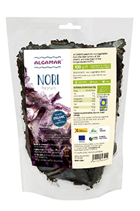 Nori flakes eco 100g 17