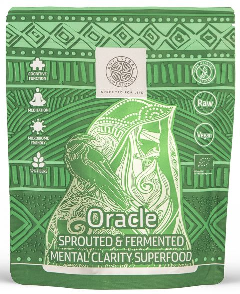 ORACLE Mental Clarity Superfood mix bio 200g 17