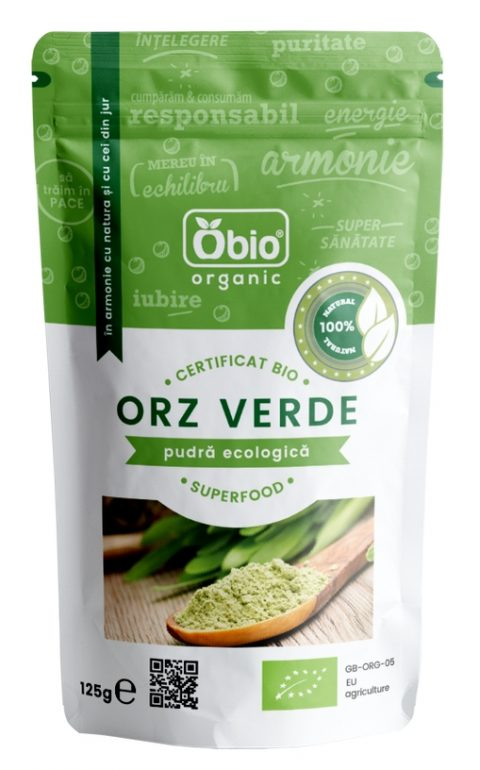 Orz verde pulbere eco 125g 17