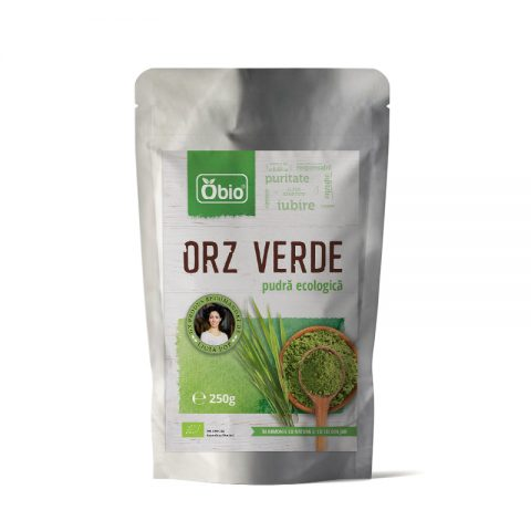 Orz verde pulbere eco 250g 17