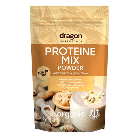 Mix proteic raw eco 200g 17
