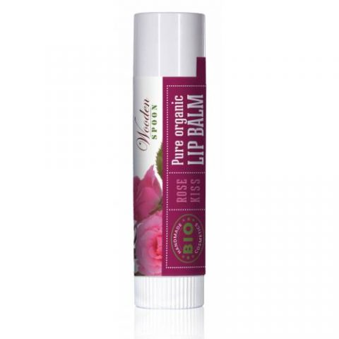 Balsam de buze Rose Kiss bio 4.3ml 17