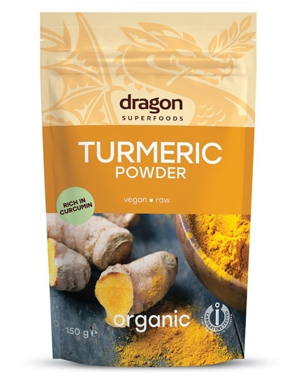 Turmeric pulbere eco 150g DS 17