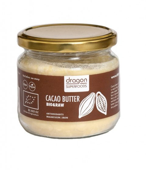 Unt de cacao raw eco 300g 17