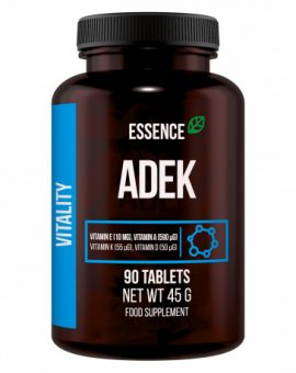 ADEK Vitamina A, D, E si K 90 tablete, Essence 18