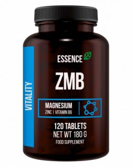 ZMB Zinc+Magneziu+B6 120 tablete, Essence 34