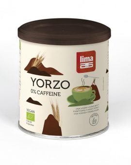 Bautura din orz Yorzo Instant eco 125g Lima 40