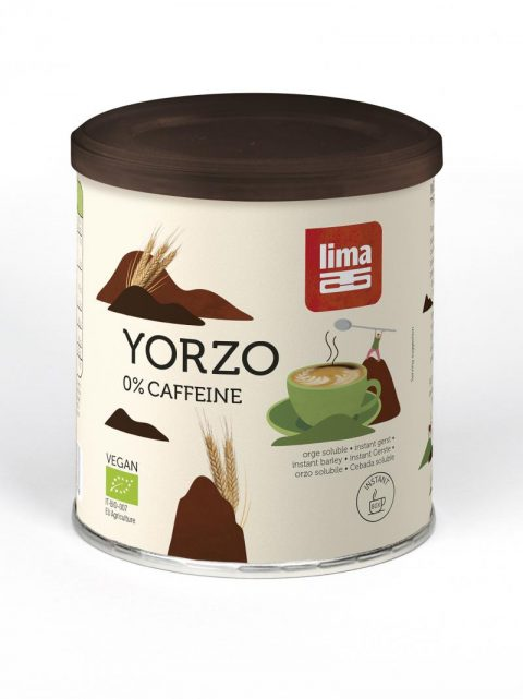 Bautura din orz Yorzo Instant eco 125g Lima 17