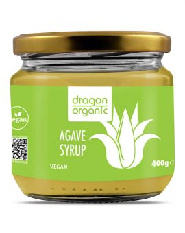 Sirop de agave eco 400g DS 34